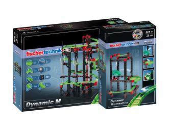 PROFI Dynamic M + PROFI Dynamic Trampoline