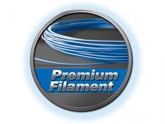 Premium Filament blau 50g-Ring