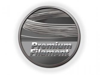 Premium Filament silber 50g-Ring