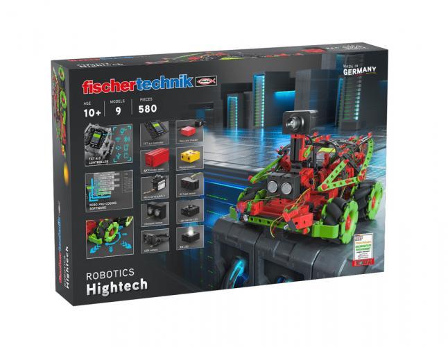 Robotics Hightech
