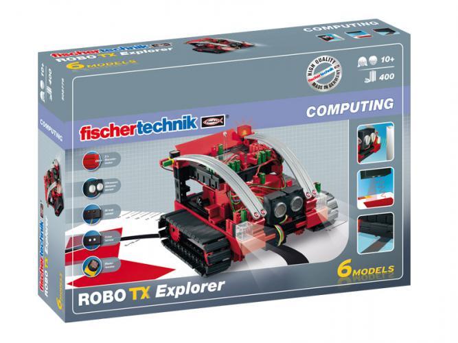 ROBOTICS TXT Explorer