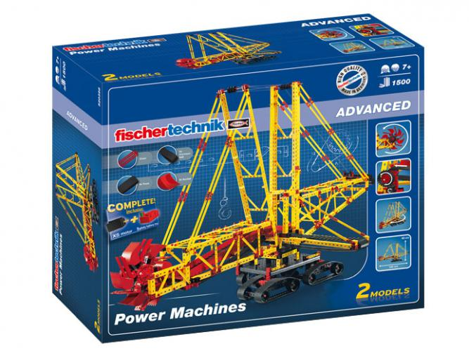 ADVANCED Power Machines