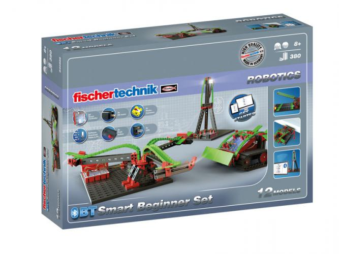 ROBOTICS BT Smart Beginner Set
