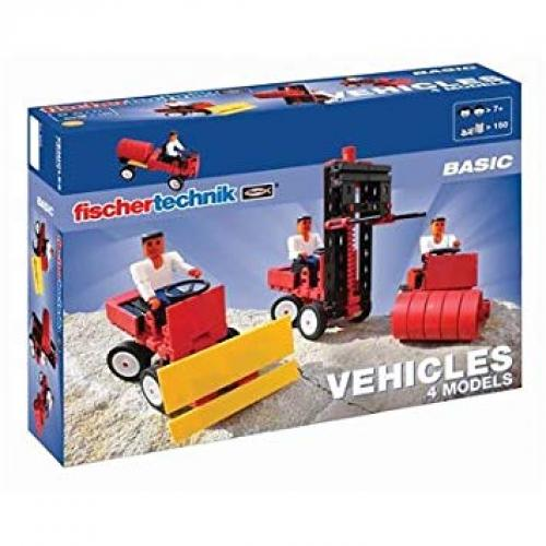 Basic Vehicles 4 Models