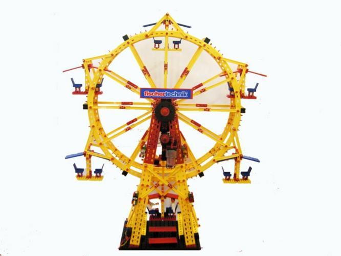Riesenrad Modell aus Fun Park